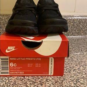 Nike little presto